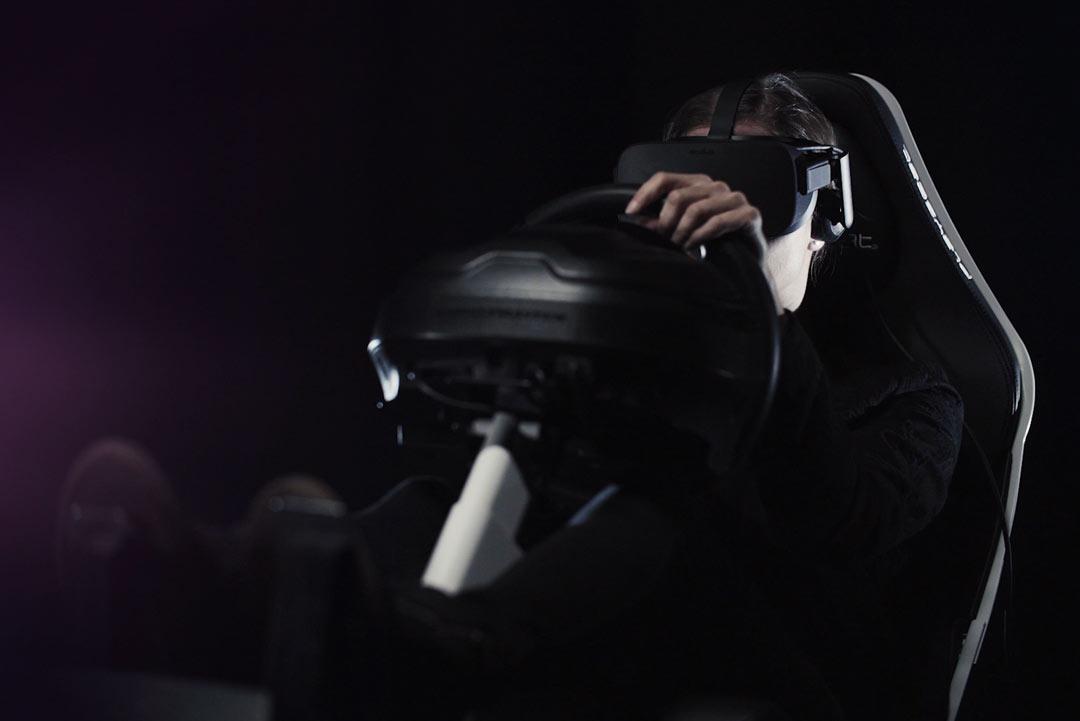 Virtual Reality Racing is net formule 1 bij ZERO55 in Enschede