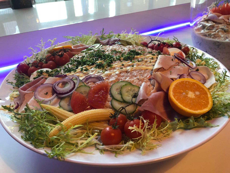 Volop keuze bij het luxe buffet van ZERO55